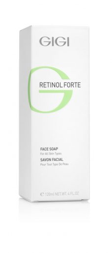 GIGI Retinol Forte Face Soap 120ml 4fl.oz