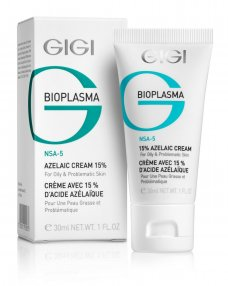 GIGI Bioplasma Azelaic Cream 15% 30ml