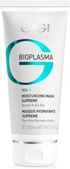 GIGI Bioplasma Moisturizing Supreme Mask 200ml 6.7fl.oz