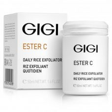 GIGI Ester C Daily Rice Exfoliator 50ml 1.76fl.oz